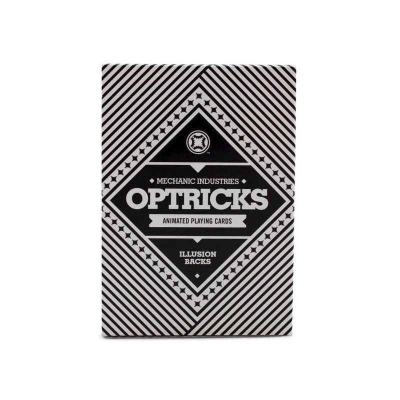 Mechanic Optricks Deck