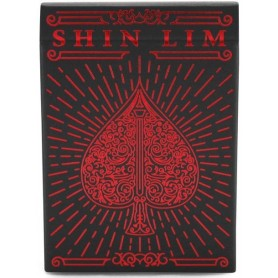 Shin Lim playing cards