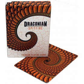 Legends Draconian Spitfire playing cards