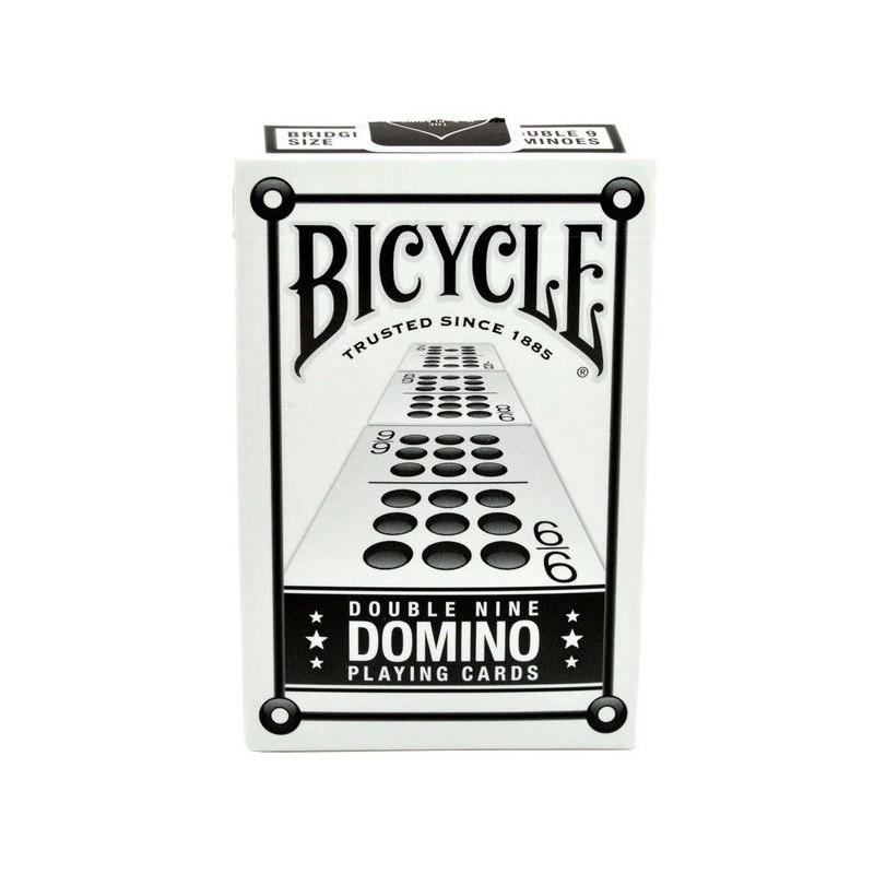 Bicycle Double Nine Domino