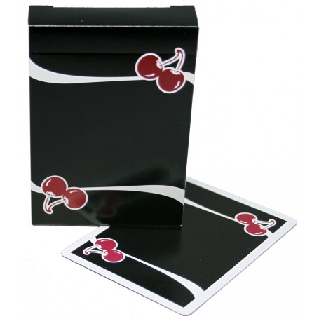 USPCC Cherry Deck Black