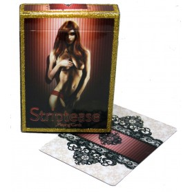 EPCC  Striptease playing cards