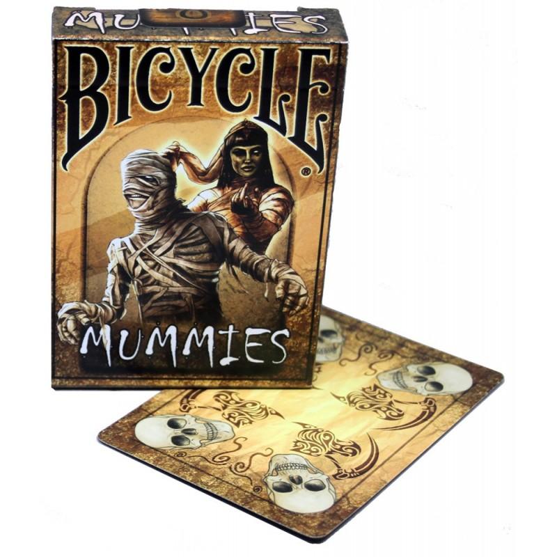 Bicycle Mummies playing cards