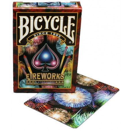 Bicycle Fireworks