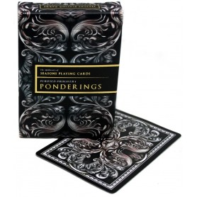 LPCC  Purified Primavera Ponderings playing cards