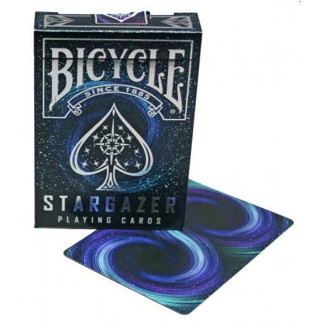 Bicycle Stargazer (Foil Tuck)
