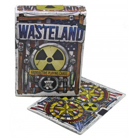 LPCC Wasteland Radioactive playing cards