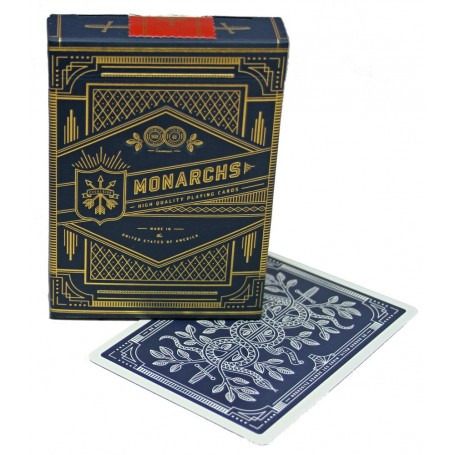 USPCC  Monarchs playing cards