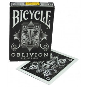 Bicycle  Bicycle Oblivion Deck (White)
