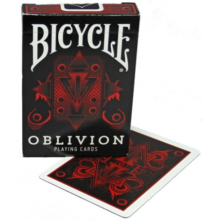 Bicycle  Oblivion Deck (Red)