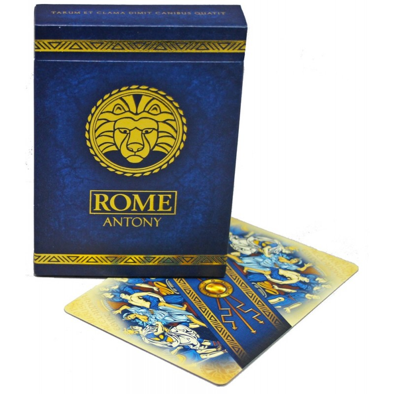Rome playing cards (Antony Edition)