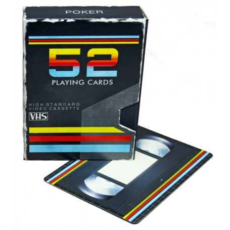 EPCC VHS playing cards