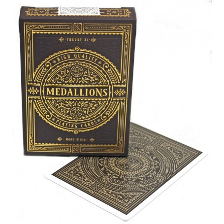 Medallions, Signature Playing Cards