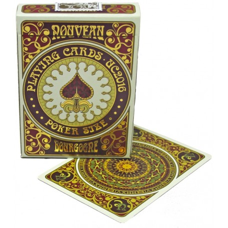EPCC Nouveau Bourgogne playing cards