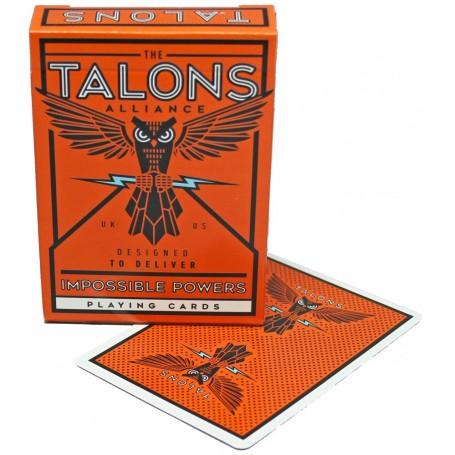 USPCC  Talons playing cards