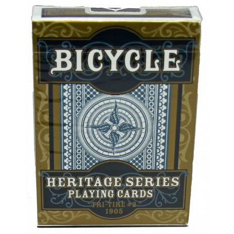 Bicycle  Tri-Tire No2 1905 Heritage Series Bicycle Playing Cards
