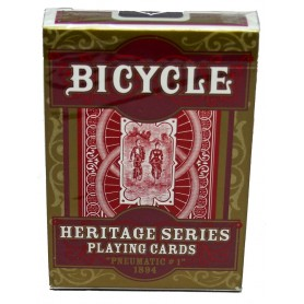 Pneumatic No1 1894 Heritage Series Bicycle Playing Cards