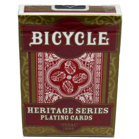 Pedal 1899 Heritage Series Bicycle Playing Cards
