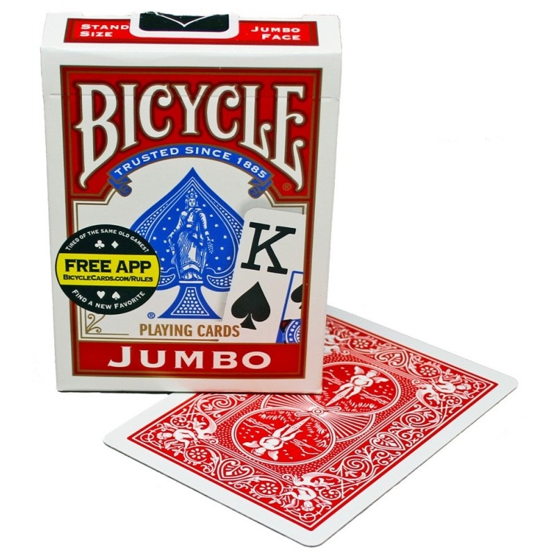 Bicycle Jumbo Index