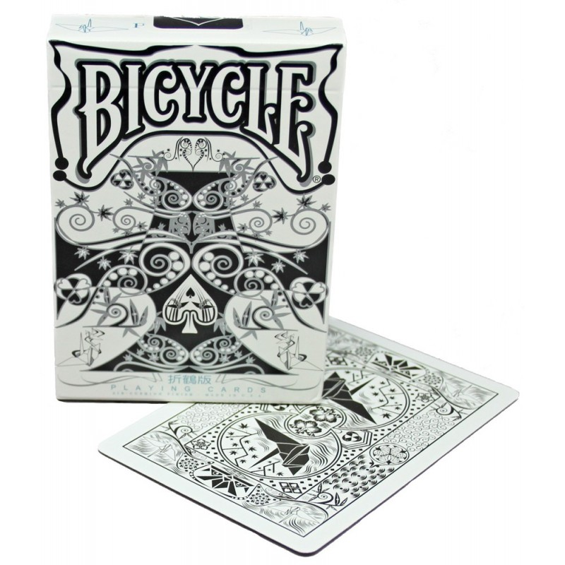 Bicycle Transducer playing cards