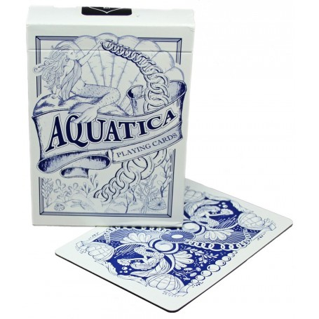 Bicycle  Aquatica playing cards