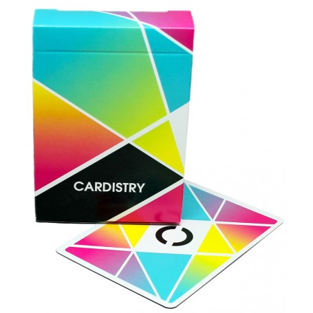 Bicycle Cardistry Playing Cards (Color)