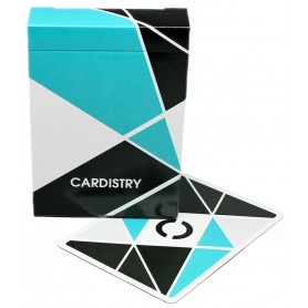 USPCC Cardistry Playing Cards (Turquoise)
