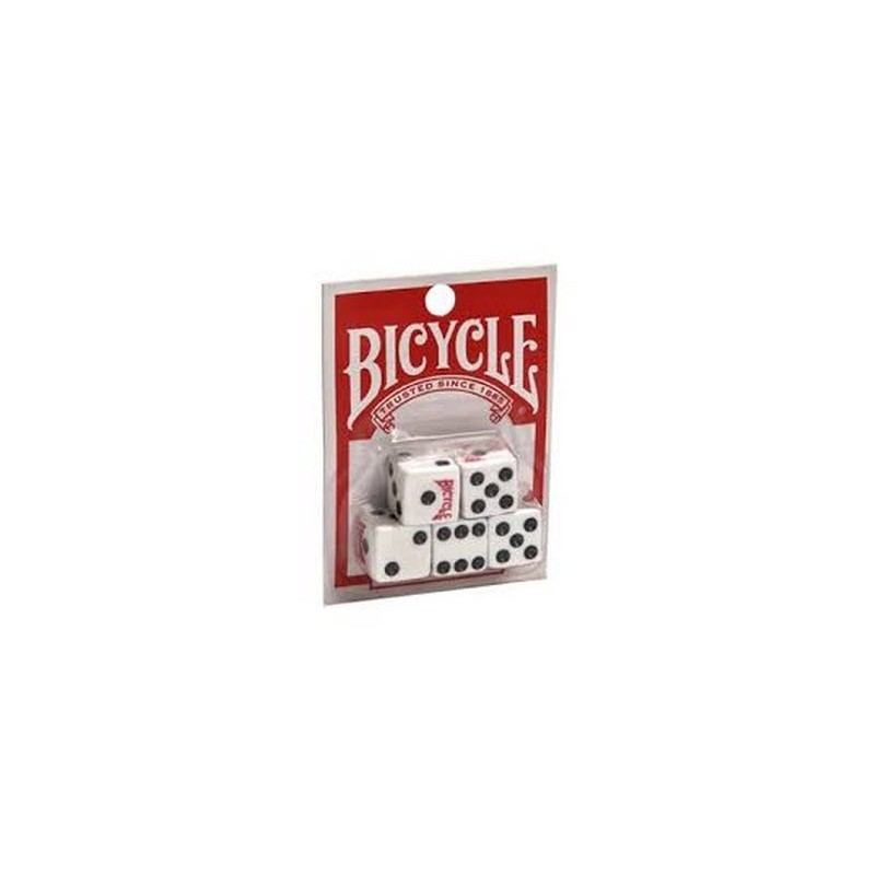 Bicycle Five Dice Set