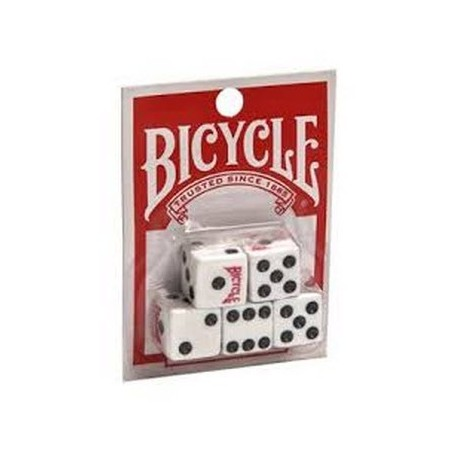Bicycle  Five Dice Set