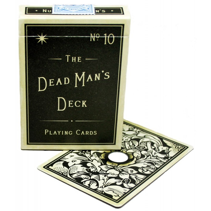 The Dead Mans Deck playing cards