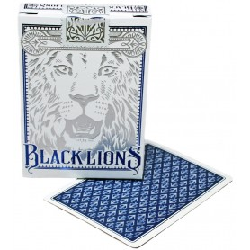 USPCC  Black Lions: Blue Edition