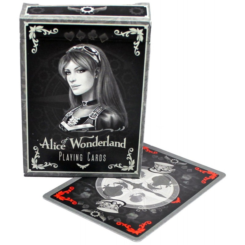 Alice of Wonderland (Silver Edition)