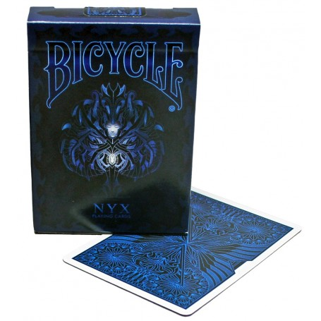 Bicycle NXY playing cards