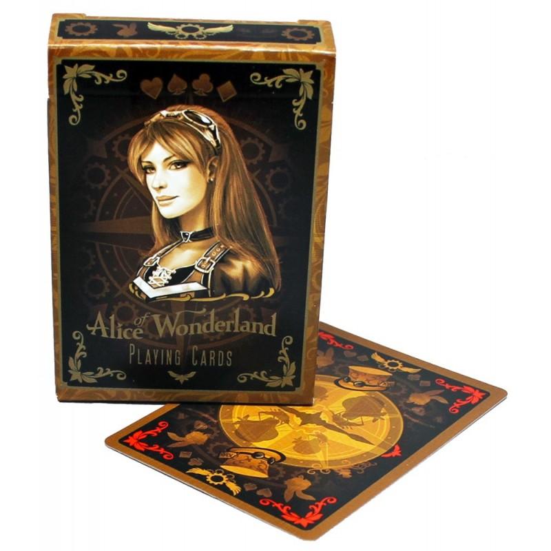 Alice of Wonderland (Gold Edition)