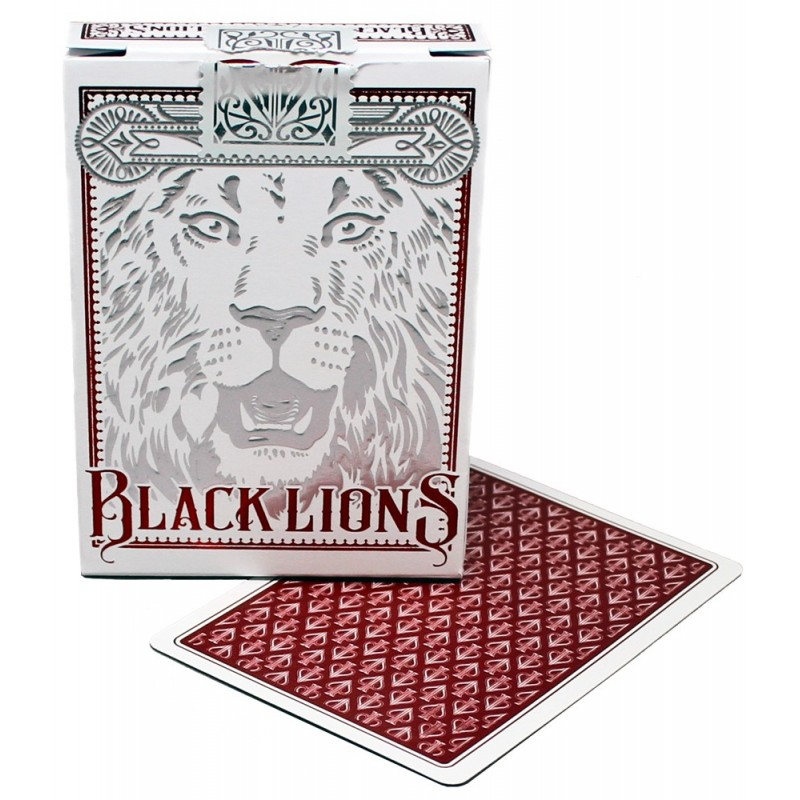 Black Lions: Red Edition