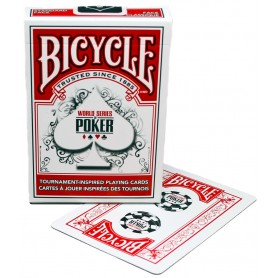 Bicycle World Series of Poker Single Deck