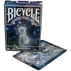 Bicycle Aquarius playing cards