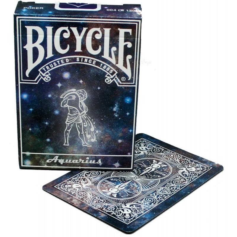 Bicycle Aquarius playing cards