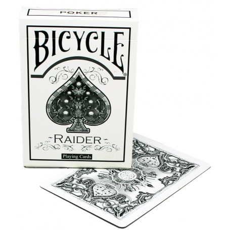 Bicycle Raider