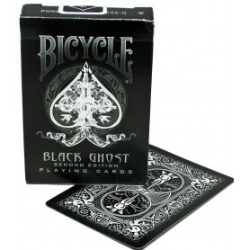 Black Ghost, 2nd Edition