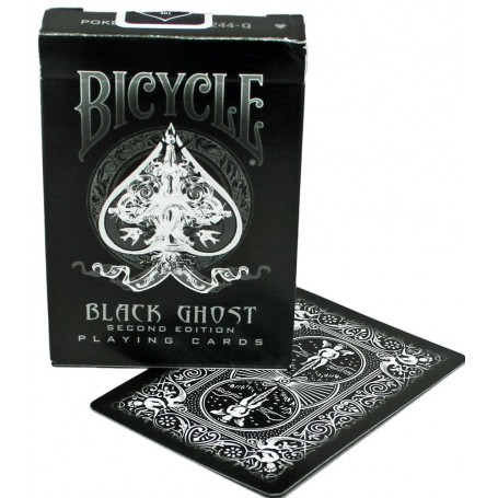 Bicycle Black Ghost, 2nd Edition