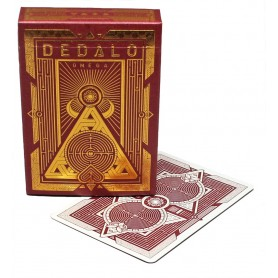 Dedalo Omega playing cards