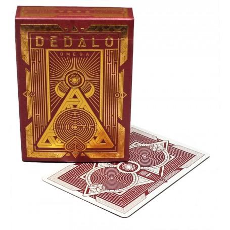 EPCC Dedalo Omega playing cards