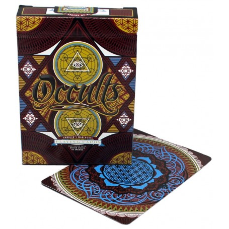 USPCC Occults playing cards