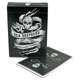 Sea Shepherd playing cards