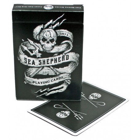 USPCC Sea Shepherd playing cards