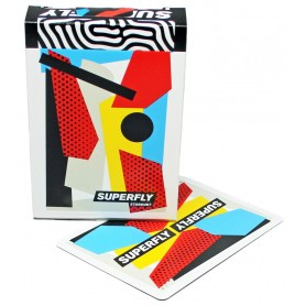 USPCC Superfly Stardust playing cards