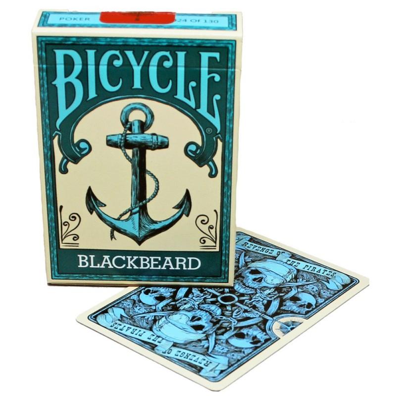 Bicycle Blackbeard playing cards
