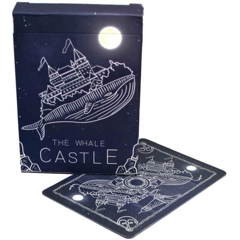 The Whale Castle Deck