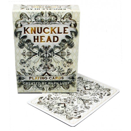 Knuckle Head (White)